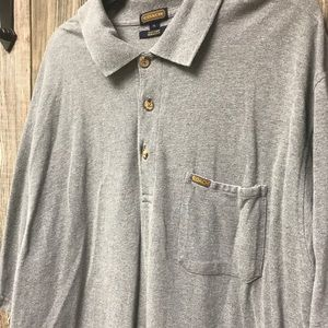 Authentic Vintage Men's Coach Polo Sz XL